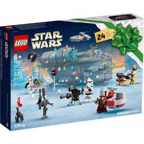 Lego Star Wars Advent Calendar : Mandalorian (75307)