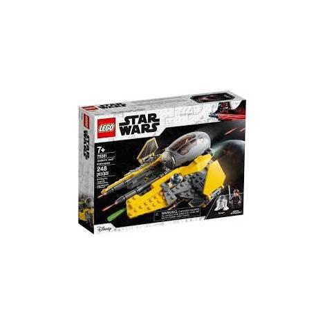 Lego Star Wars: Anakin's Jedi Interceptor (75281)