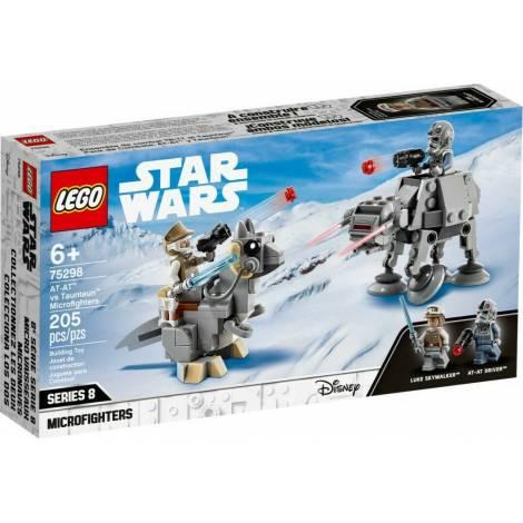 Lego Star Wars: AT-AT vs. Tauntaun Microfighters (75298)