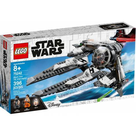 LEGO Star Wars Black Ace Tie Interceptor (75242)