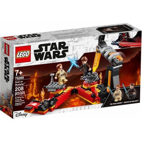 Lego Star Wars: Duel on Mustafar (75269)