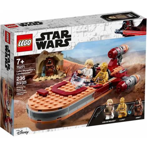 LEGO STAR WARS  Luke Skywalker's Landspeeder (75271)