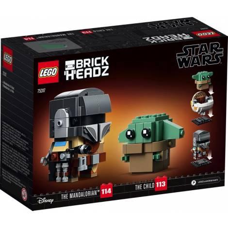 Lego Star Wars: Mandalorian & the Child (75317)