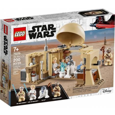 Lego Star Wars: Obi-Wan's Hut (75270)