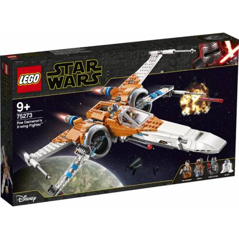 Lego Star Wars Poe Dameron's X-wing Fighter™ (75273)