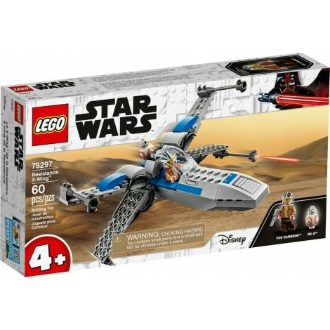 Lego Star Wars: Resistance X-Wing (75297)
