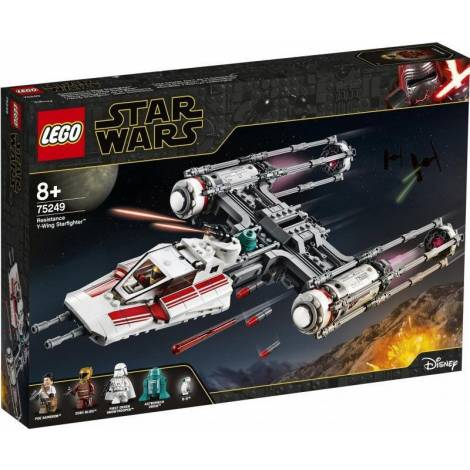 LEGO Star Wars Resistance Y-Wing Starfighter (75249)