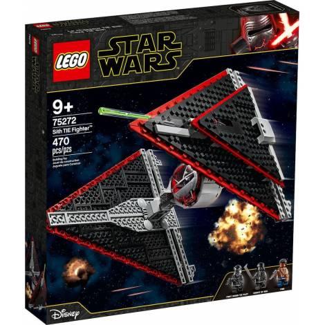 LEGO STAR WARS - Sith TIE Fighter™ (75272)