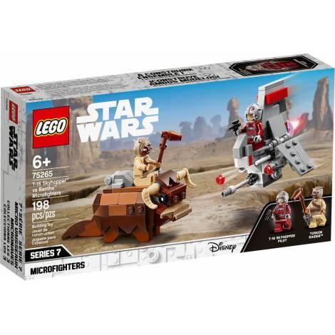 LEGO Star Wars T-16 Skyhopper vs Bantha Microfighters (75265)