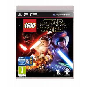 LEGO Star Wars: The Force Awakens + Jabbas Palace Character (PS3)