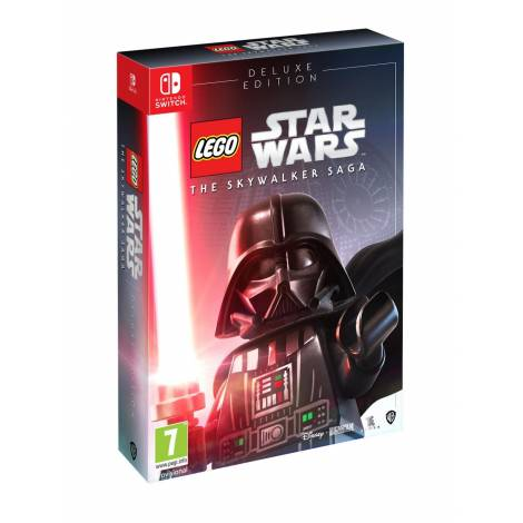 LEGO StarWars: The Skywalker Saga - Deluxe Edition (NINTENDO SWITCH)