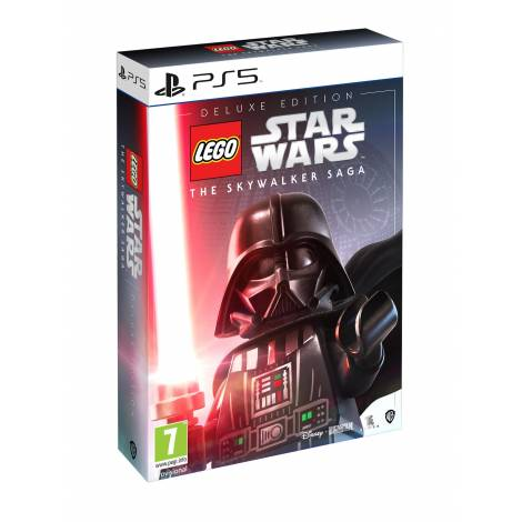 Lego StarWars: The Skywalker Saga - Deluxe Edition (PS5)