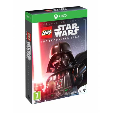 Lego StarWars: The Skywalker Saga - Deluxe Edition (XBOX ONE/XBOX SERIES X)