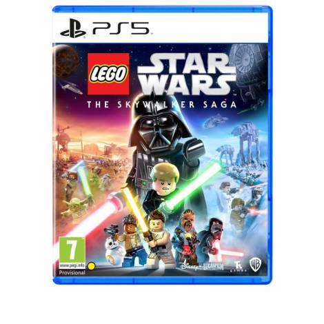 Lego StarWars: The Skywalker Saga (PS5)