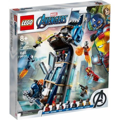 Lego Super Heroes: Avengers Tower Battle (76166)