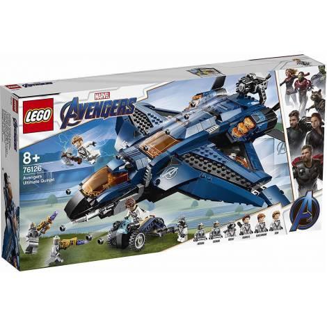LEGO Super Heroes Avengers Ultimate Quinjet (76126)