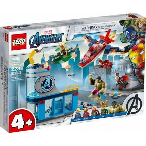 Lego Super Heroes: Avengers Wrath of Loki 76152