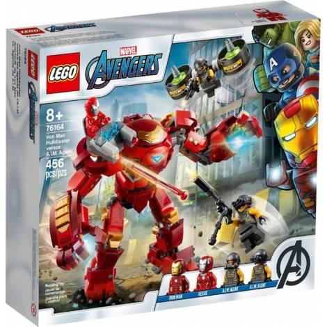 Lego Super Heroes: Iron Man Hulkbuster Versus A.I.M Agent (76164)