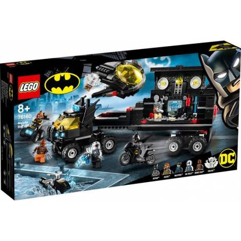 Lego Super Heroes: Mobile Bat Base 76160