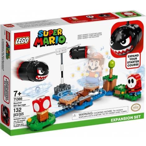 Lego Super Mario: Boomer Bill Barrage (71366)