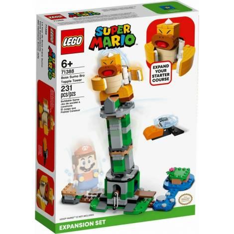 Lego Super Mario: Boss Sumo Bro Topple Tower (71388)