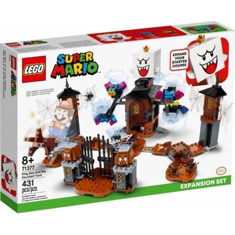 Lego Super Mario: King Boo & the Haunted Yard (71377)