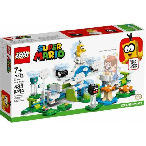 Lego Super Mario: Lakitu Sky World (71389)