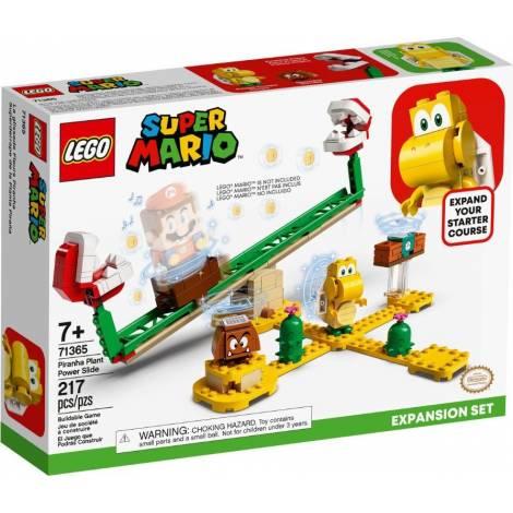 Lego Super Mario: Piranha Plant Power Slide (71365)