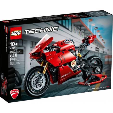 LEGO® Technic™: Ducati Panigale V4 R (41207)