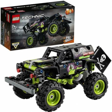 LEGO Technic: Monster Jam Grave Digger (42118)