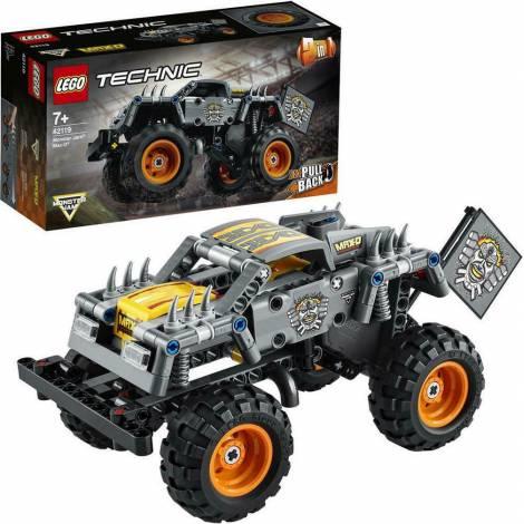 LEGO Technic: Monster Jam Max-D (42119)