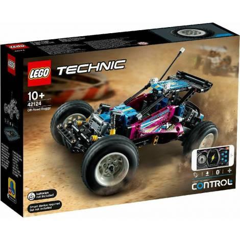 LEGO Technic: Off-Road Buggy (42124)