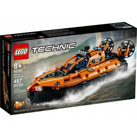 LEGO Technic™: Rescue Hovercraft (42120)
