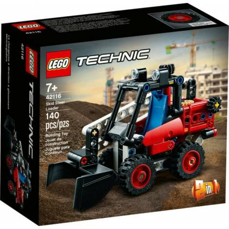 LEGO Technic: Skid Steer Loader (42116)