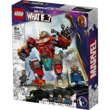 Lego : Tony Stark's Sakaarian Iron Man (76194)