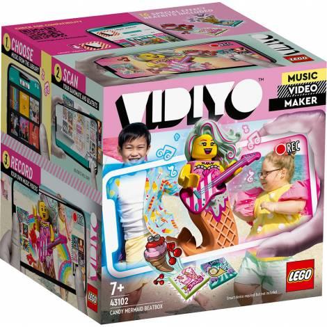 LEGO Vidiyo : Candy Mermaid BeatBox (43102)