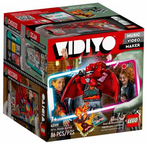 LEGO VIDIYO: Metal Dragon BeatBox (43109)