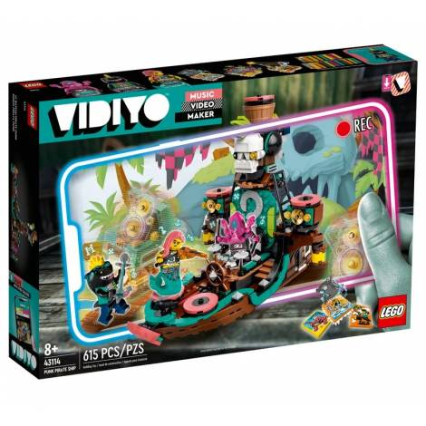 LEGO VIDIYO: Punk Pirate Ship (43114)