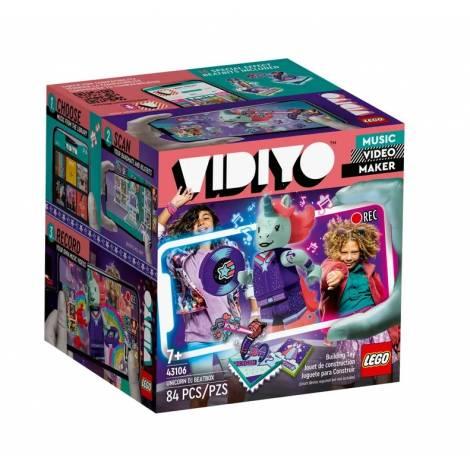 LEGO VIDIYO: Unicorn DJ BeatBox (43106)