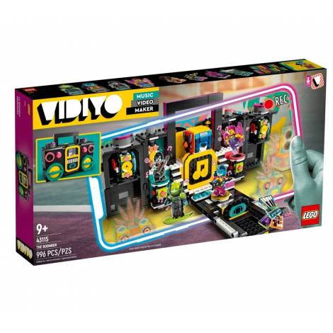 LEGO VIDIYO: The Boombox (43115)