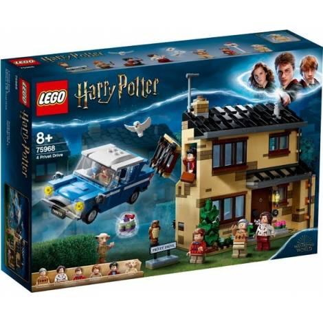 LEGO®Harry Potter™: 4 Privet Drive (75968)