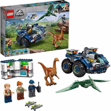 LEGO®Jurassic World™: Gallimimus and Pteranodon Breakout (75940)
