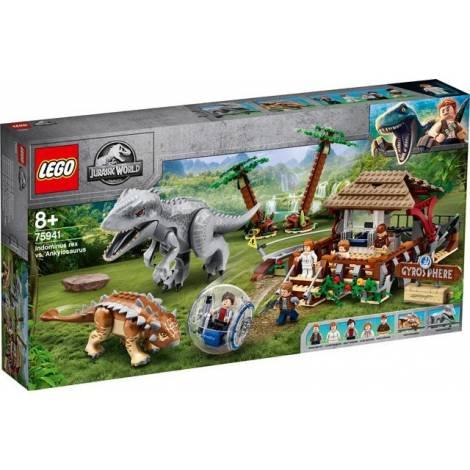 LEGO®Jurassic World™: Indominus Rex vs. Ankylosaurus (75941)