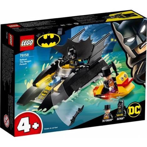 LEGO®Super Heroes: Batboat The Penguin Pursuit! (76158)