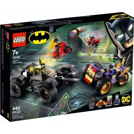LEGO®Super Heroes: Joker's Trike Chase (76159)
