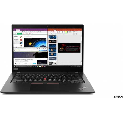 LENOVO ThinkPad X395 20NL000HGM - Laptop -AMD Ryzen 7 PRO 3700U - 13.3