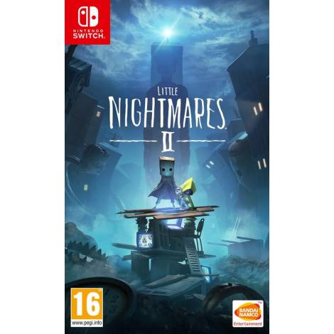 Little Nightmares II & Pre-Order Bonus (NINTENDO SWITCH)