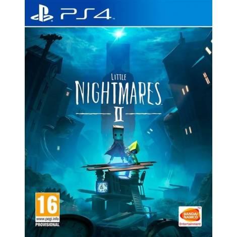 Little Nightmares II & Pre-Order Bonus (PS4)
