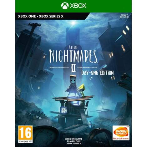 Little Nightmares II & Pre-Order Bonus  (XBOX ONE , XBOX SERIES X)