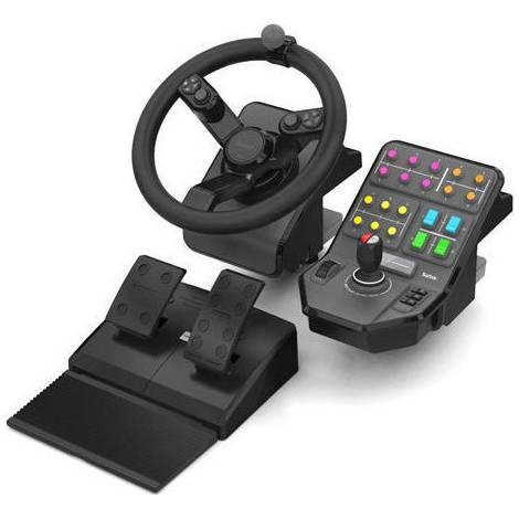 Logitech G Saitek Farm Sim Controller  με εγγύηση Ελληνικής αντιπροσωπείας (945-000007)